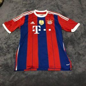 Bayern München Munich jersey soccer football Champ